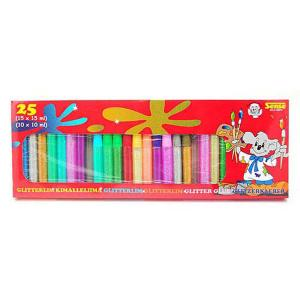Sense Glitterlim 25-Pack