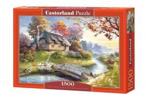 Castorland Pussel Stuga 1500 Bitar