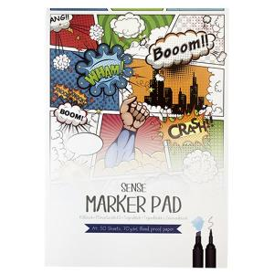 Sense Artist Collection Marker Pad A4 70g