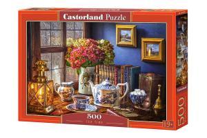 Castorland Pussel - Tedags! 500 Bitar