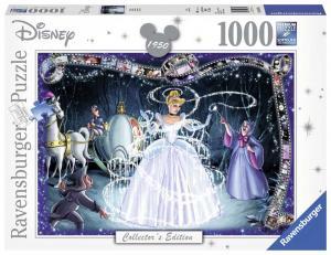 Ravensburger, Disney Askungen 1000 bitar Collectors Edition