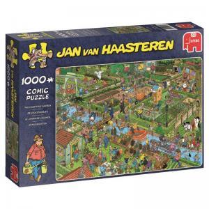 Jan Van Haastern, I trägården 1000 Bitar