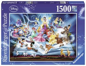 Ravensburger, Disneys Magiska berättelsebok 1500 bitar