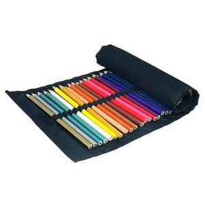 Sense Träfärgpennor i Rulletui 36-Pack