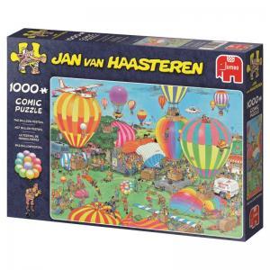 Jan Van Haastern, luftballong festival 1000 Bitar