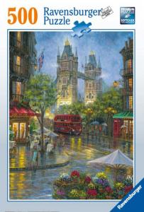 Ravensburger Pussel - Picturesque London 500 bitar