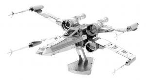 Metal Earth - Star Wars, X-wing Star Fighter - Modellbyggsats i metall