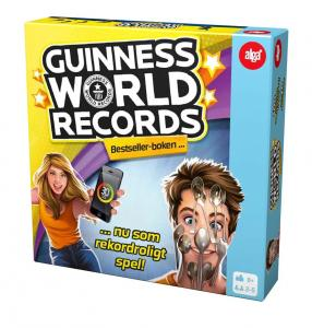 Alga Guiness World Records, Sällskapsspel
