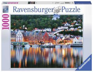 Ravensburger, Bergen Norge 1000 bitar