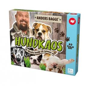 Alga Anders Bagge vilket hundkaos, Sällskapsspel