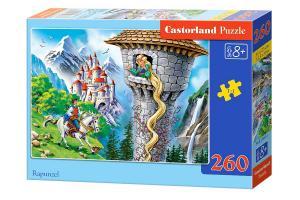 Castorland Pussel Rapunzel 260 Bitar