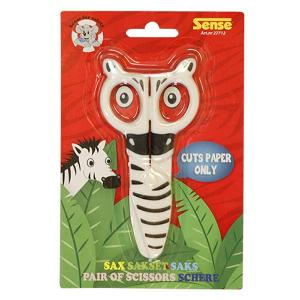 Sense Barnsax Djur Zebra
