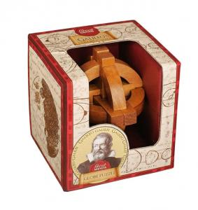 Great Minds - Wooden Puzzle - Galileo Galilei's Glob