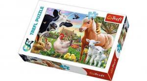 Trefl Pussel - En härlig bondgård! 60 Bitar