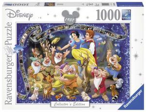 Ravensburger, Disney, Snövit 1000 bitar Collectors Edition