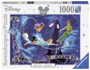 Ravensburger, Disney Peter Pan 1000 bitar Collectors Edition