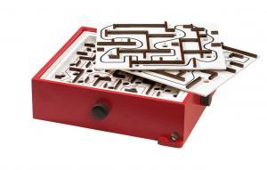Brio, Labyrint med övningsplattor