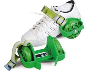 Clip-on Flashing Roller Skates Med LED