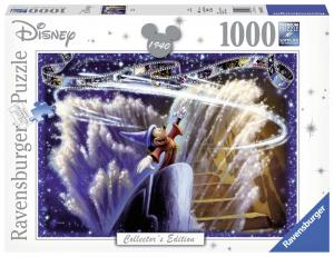 Ravensburger, Disney, Fantasia 1000 bitar Collectors Edition