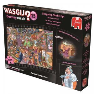 Wasgij destiny 15: shopping dags! 1000 Bitar
