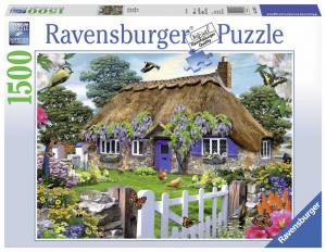 Ravensburger, Stuga på landet i England 1500 bitar