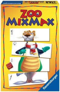 Ravensburger, Mix Max Zoo