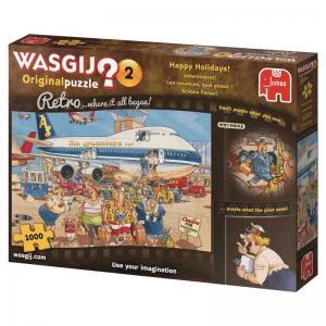 Wasgij Original 2 Retro, trevlig semester! 1000 Bitar