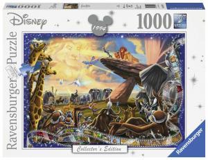Ravensburger, Disney, Lejonkungen 1000 bitar Collectors Edition