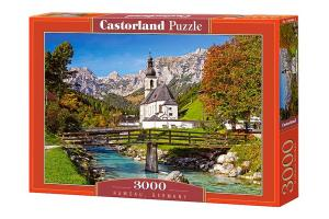 Castorland Pussel Ramsau, Tyskland 3000 Bitar