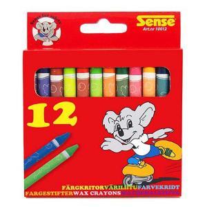 Sense Vaxkritor 12-Pack