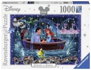 Ravensburger, Disney Den lilla sjöjungfrun 1000 bitar Collectors Edition