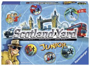 Ravensburger, Junior Scotland Yard
