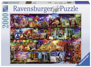 Ravensburger, Jorden runt kollage 2000 bitar