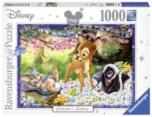 Ravensburger, Disney, Bambi 1000 bitar Collectors Edition