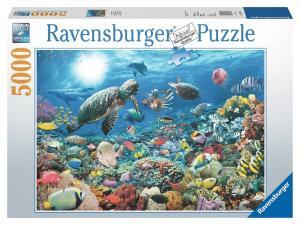 Ravensburger, Under Havsytan 5000 bitars Pussel