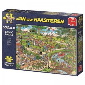 Jan Van Haastern I Parken 500 Bitar