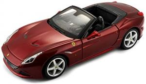 Ferrari 1:43 - Ferrari California T, open top - Vinröd