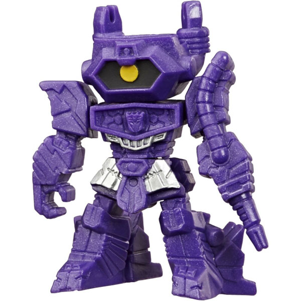 Transformers Cyberverse Tiny Turbo Changers Series 2 Shockwave