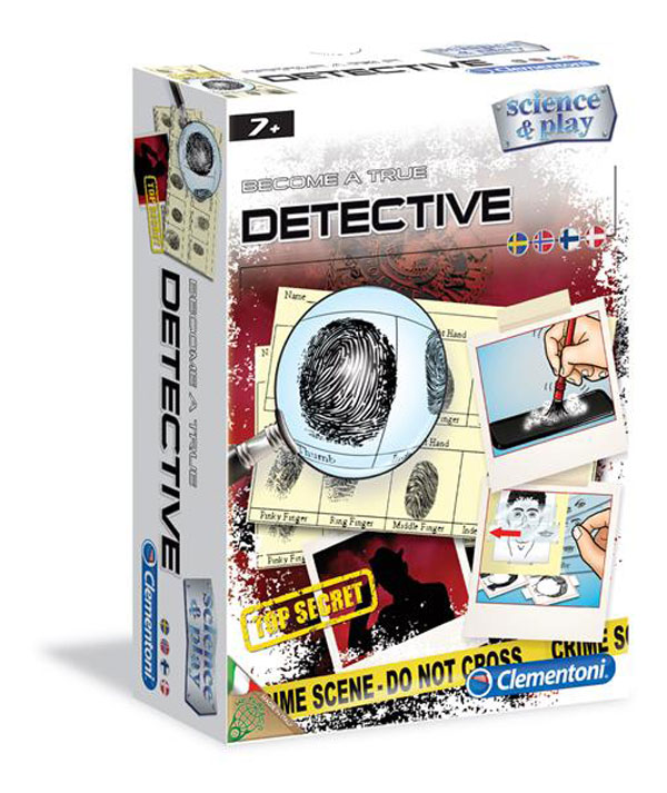 My First Discovery - Science & Play - Detective