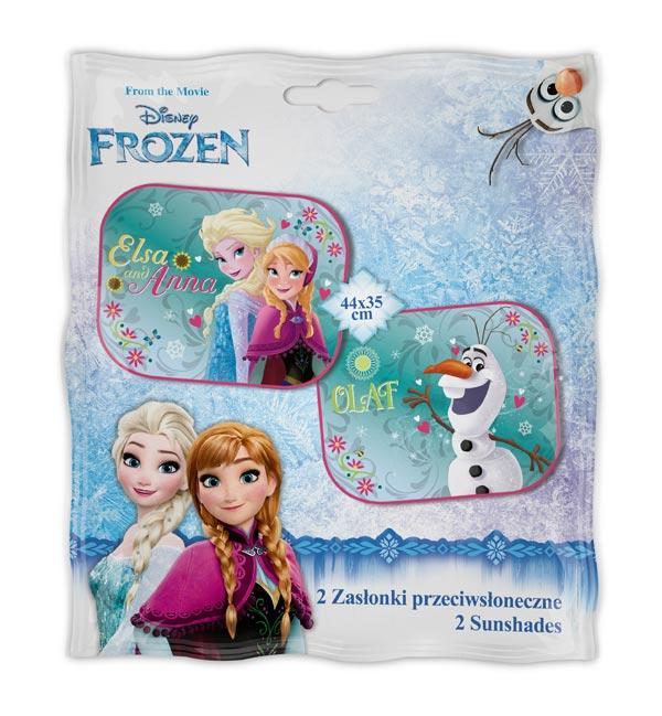 Prima Disney Frozen - Solskydd för Bil 2-Pack MW-28