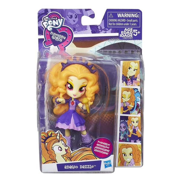 My Little Pony - Equestria Girls - Minis Rockin Adagio Dazzle
