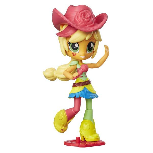 My Little Pony - Equestria Girls - Minis Rockin Applejack