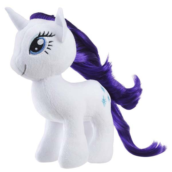 My Little Pony - Rarity - Gosedjur 17 cm
