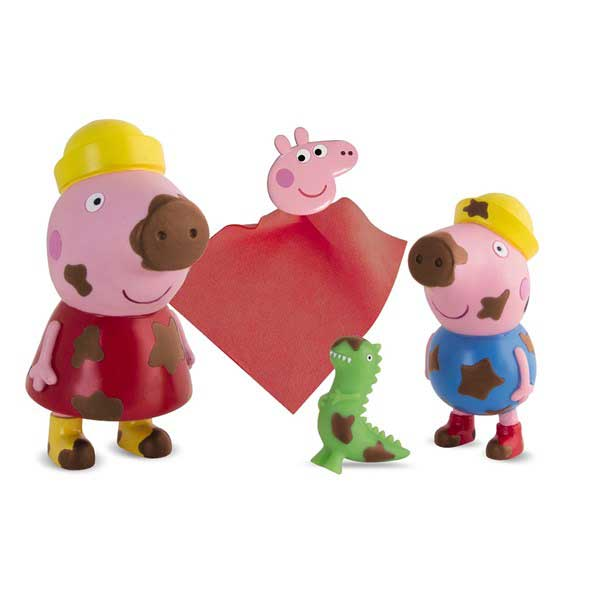 Peppa Pig - Greta Gris - Magic Stains Badleksaker lekset